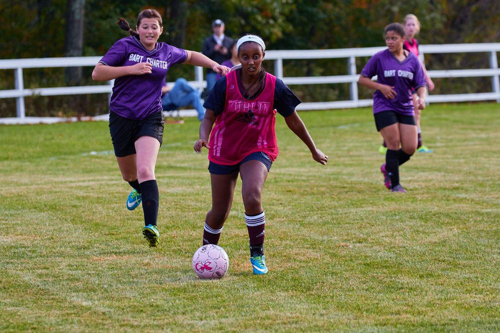 Girls Varsity Soccer vs. BART Charter Public School - Win (8-0) - October 21, 2015 14.jpg