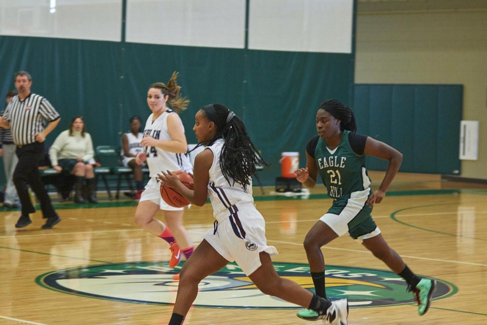 Girls Varsity Basketball vs. Eagle Hill School - 005.jpg
