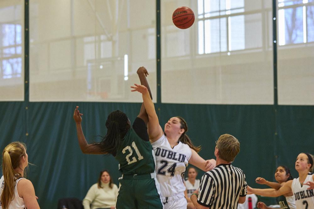 Girls Varsity Basketball vs. Eagle Hill School - 002.jpg
