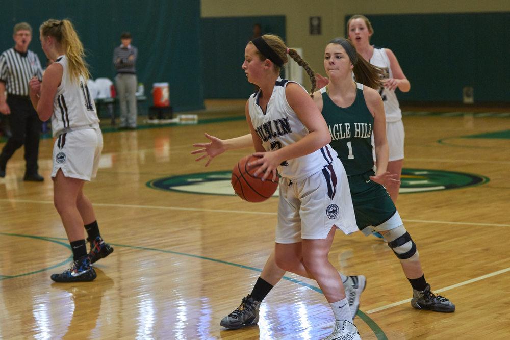 Girls Varsity Basketball vs. Eagle Hill School - 110.jpg
