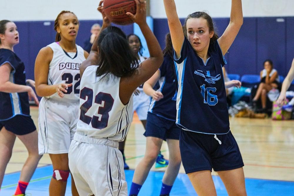Girls Basketball vs. Stoneleigh Burnham School -  January 9, 2016 1977- Jan 09 2016- Jan 09 2016 - 281.jpg