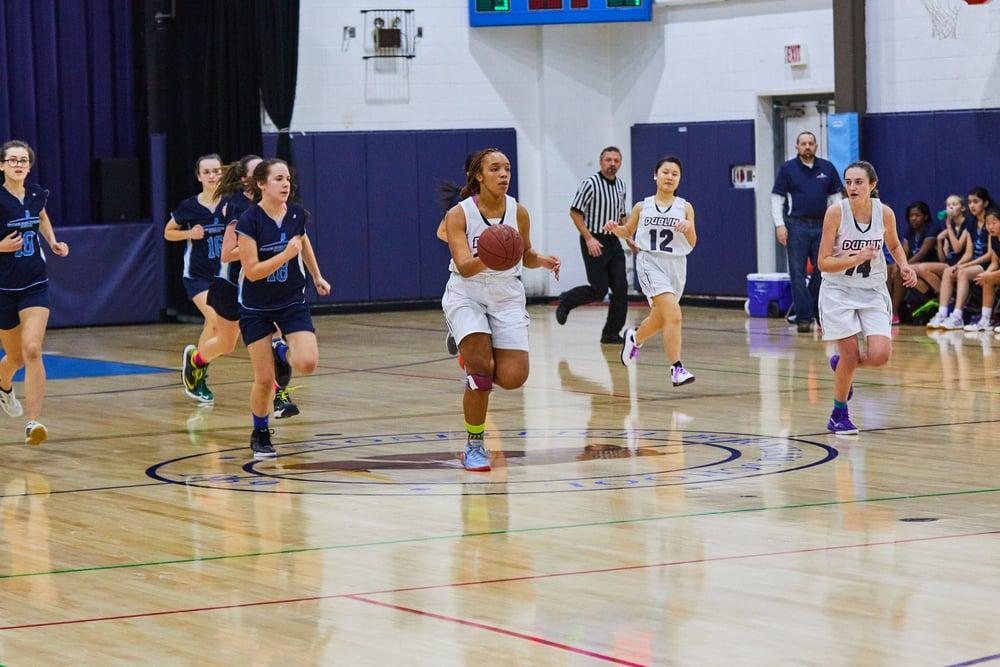 Girls Basketball vs. Stoneleigh Burnham School -  January 9, 2016 2058- Jan 09 2016- Jan 09 2016 - 292.jpg