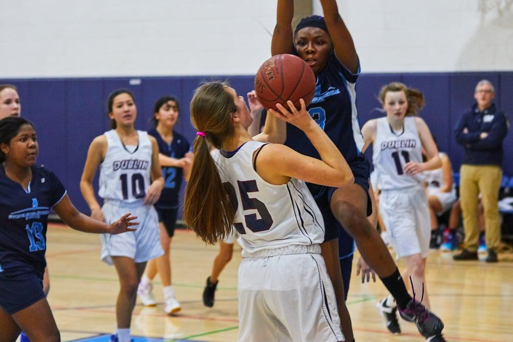 Girls Basketball vs. Stoneleigh Burnham School -  January 9, 2016 2188- Jan 09 2016- Jan 09 2016 - 312.jpg