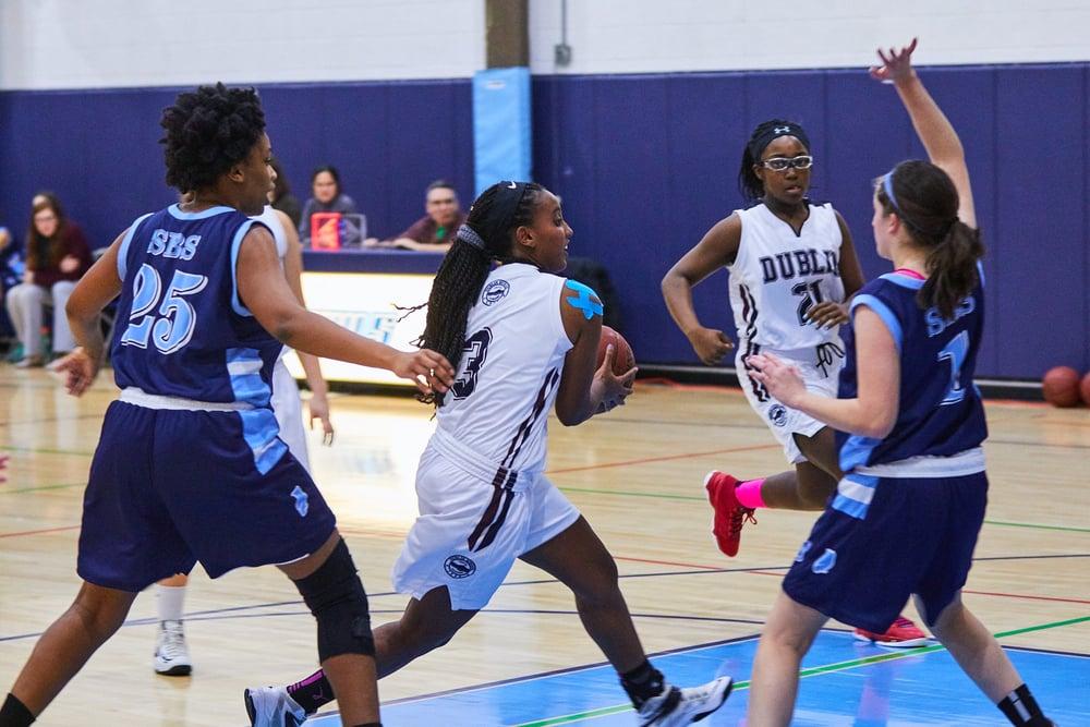 Girls Basketball vs. Stoneleigh Burnham School -  January 9, 2016 2595- Jan 09 2016- Jan 09 2016 - 372.jpg