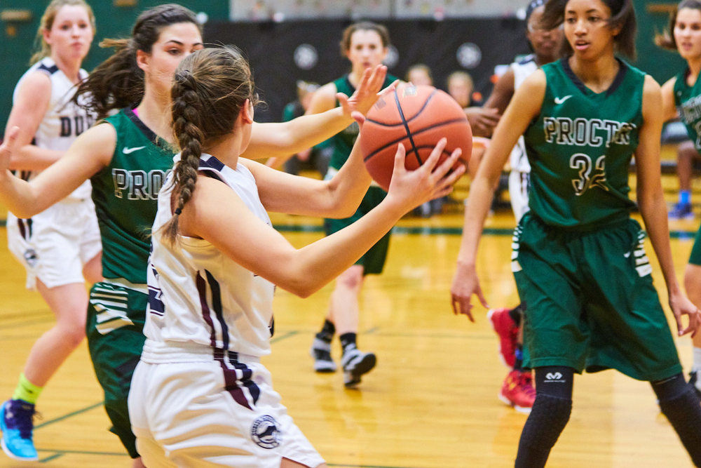 Girls Varsity Basketball vs. Proctor Academy  - January 20, 2015 - 3296- Jan 20 2016.jpg