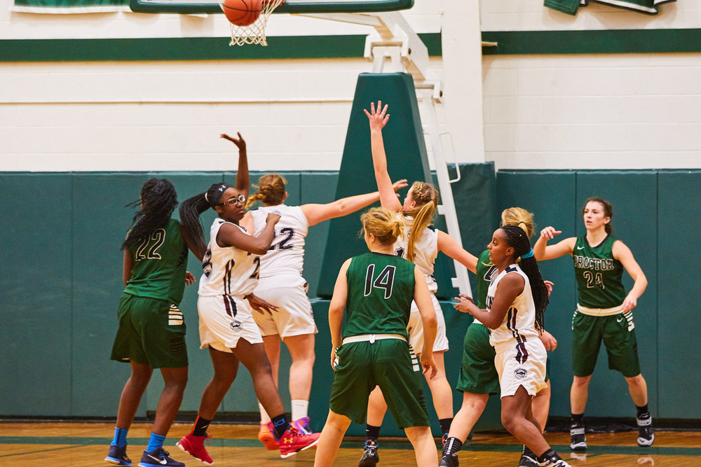 Girls Varsity Basketball vs. Proctor Academy  - January 20, 2015 - 3319- Jan 20 2016.jpg