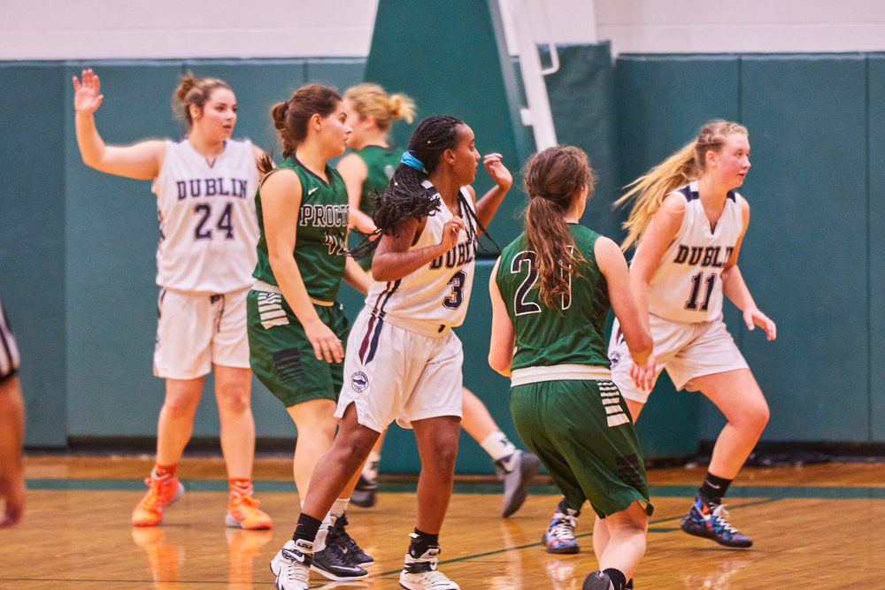 Girls Varsity Basketball vs. Proctor Academy  - January 20, 2015 - 3340- Jan 20 2016.jpg