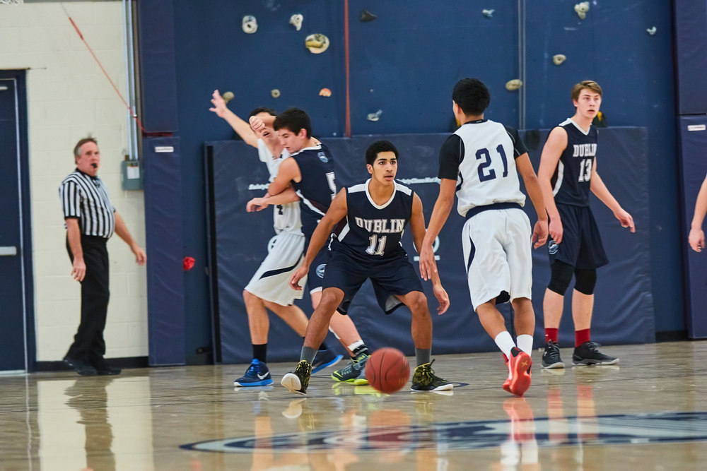 Varsity Basketball vs. Bradford Christian Academy - January 30, 2016 - 9461.jpeg