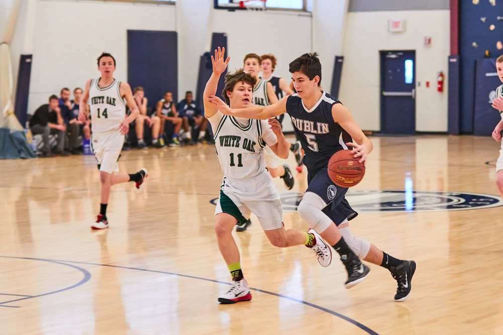 Boys Varsity Basketball vs. The White Oak School - February 9, 2016 - 10234.jpeg