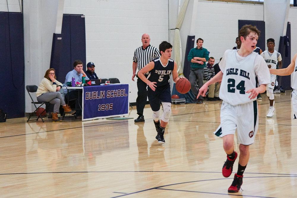 Boys Varsity Basketball vs. Eagle Hill School - February 10, 2016 11115.jpg