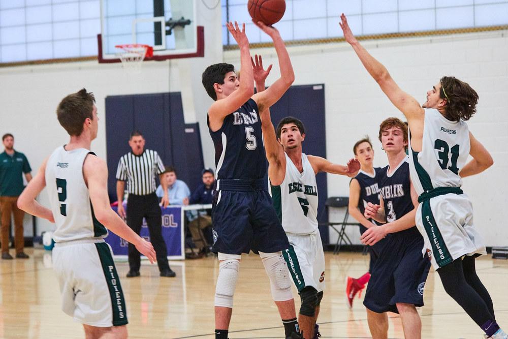 Boys Varsity Basketball vs. Eagle Hill School - February 10, 2016 11130.jpg