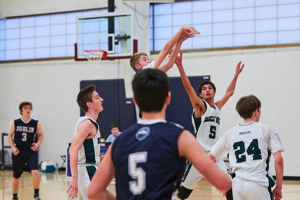 Boys Varsity Basketball vs. Eagle Hill School - February 10, 2016 11132.jpg