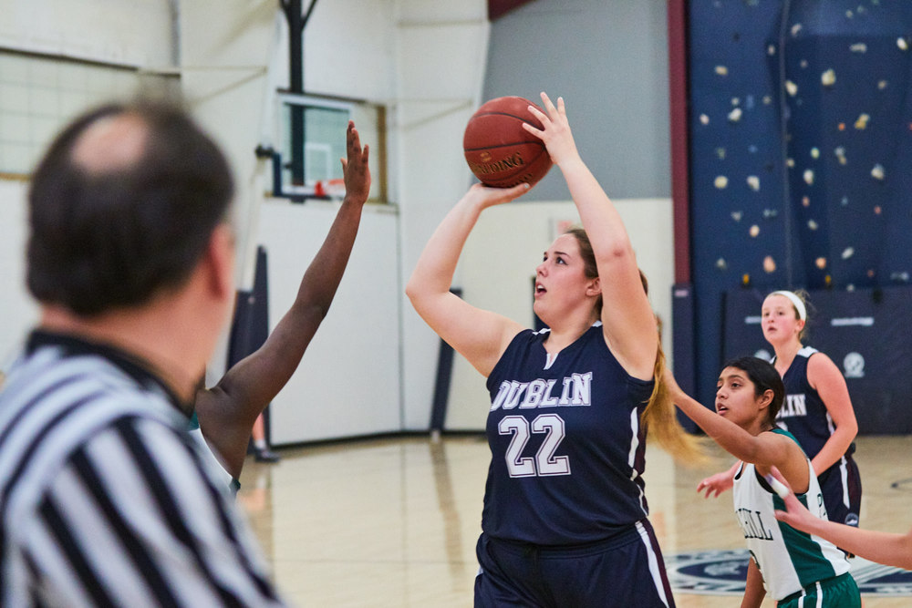 Girls Varsity Basketball vs. Eagle Hill School - February 10, 2016 11161.jpg