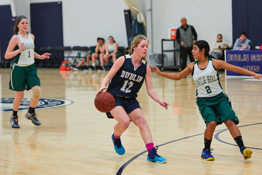 Girls Varsity Basketball vs. Eagle Hill School - February 10, 2016 11175.jpg