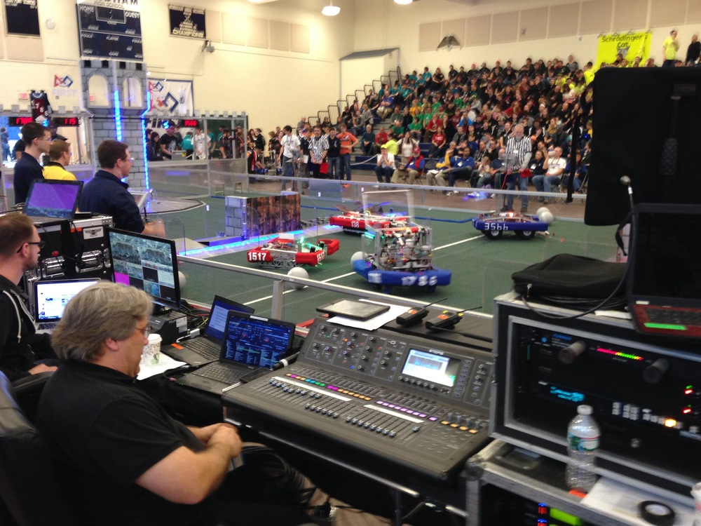 Dublin Bot 1786 in action!