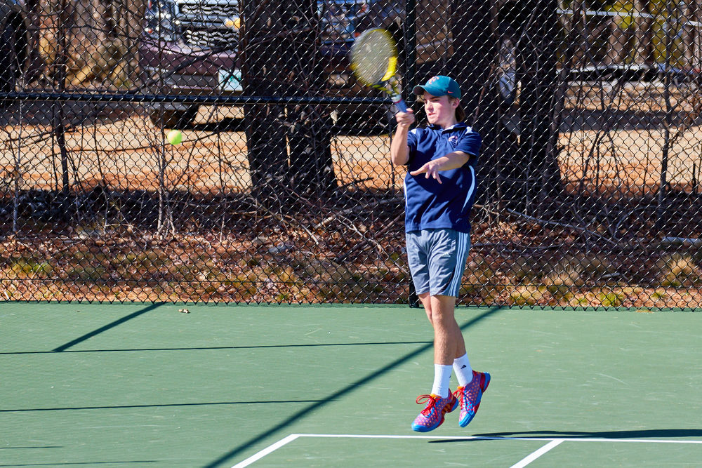 Boys Tennis vs. Holderness School -  April 16, 2016   17150.jpg