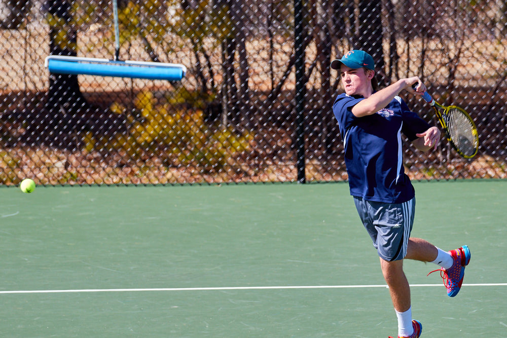Boys Tennis vs. Holderness School -  April 16, 2016   17157.jpg