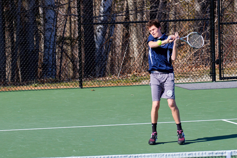 Boys Tennis vs. Holderness School -  April 16, 2016   17165.jpg
