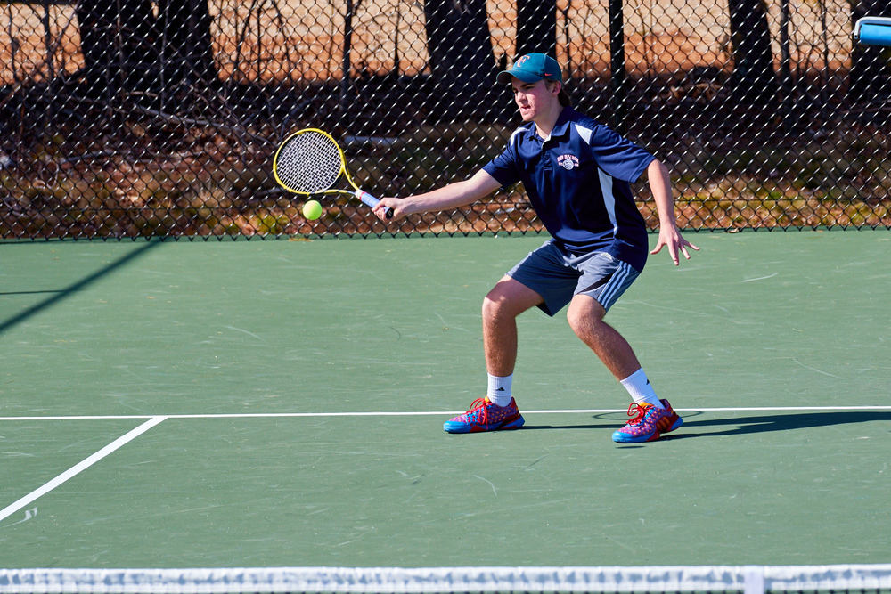 Boys Tennis vs. Holderness School -  April 16, 2016   17184.jpg