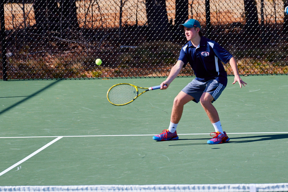 Boys Tennis vs. Holderness School -  April 16, 2016   17185.jpg