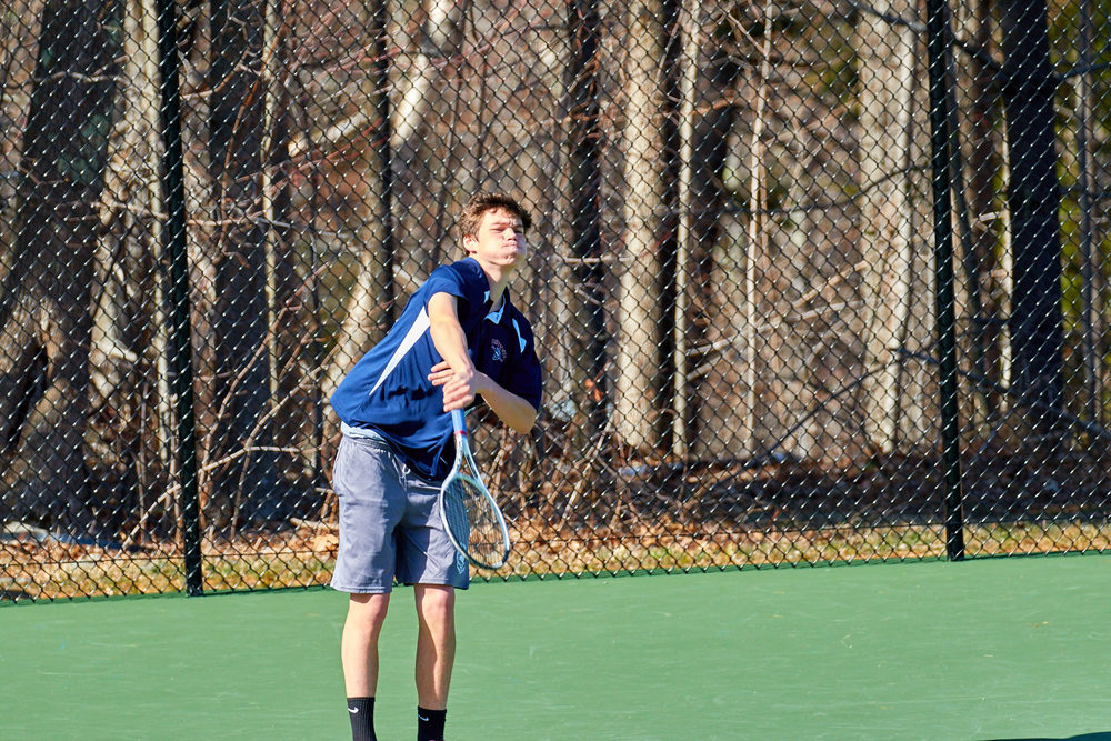 Boys Tennis vs. Holderness School -  April 16, 2016   17195.jpg