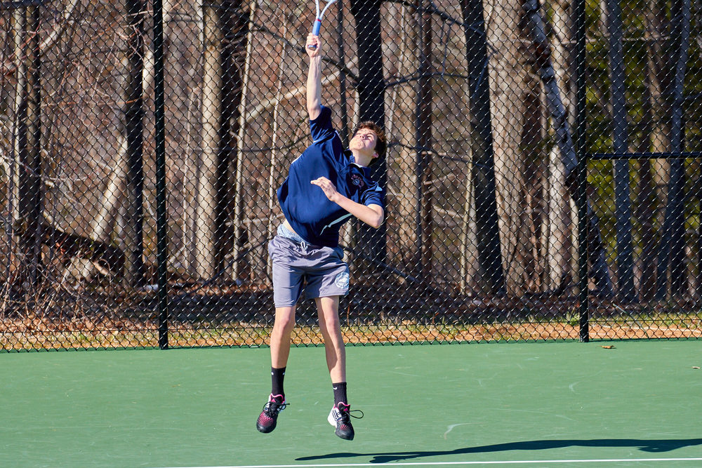 Boys Tennis vs. Holderness School -  April 16, 2016   17207.jpg