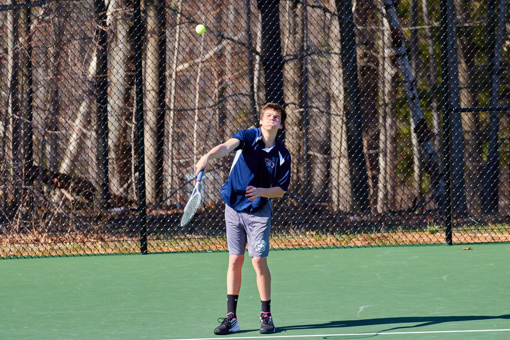 Boys Tennis vs. Holderness School -  April 16, 2016   17209.jpg