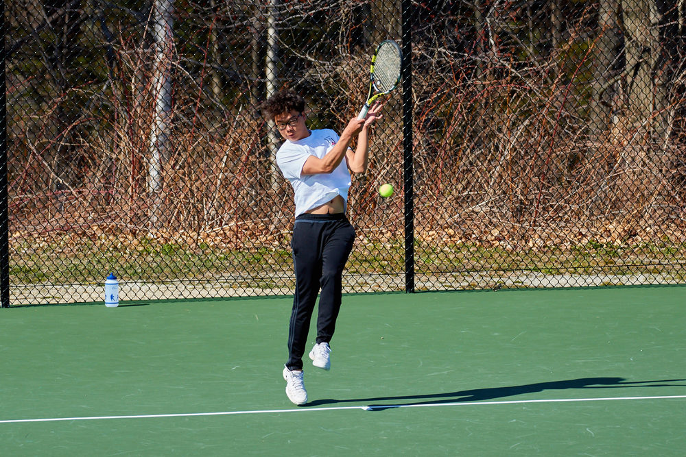 Boys Tennis vs. Holderness School -  April 16, 2016   17219.jpg