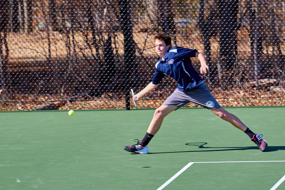 Boys Tennis vs. Holderness School -  April 16, 2016   17230.jpg