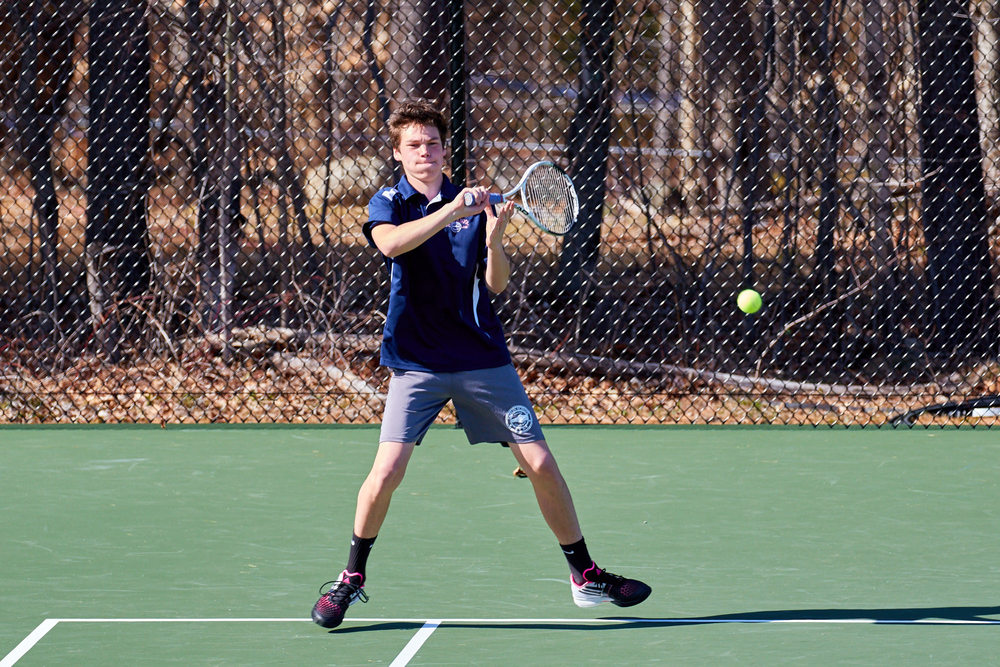 Boys Tennis vs. Holderness School -  April 16, 2016   17237.jpg