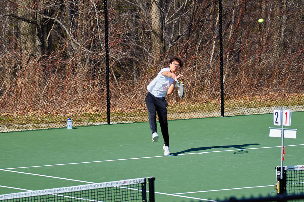 Boys Tennis vs. Holderness School -  April 16, 2016   17241.jpg