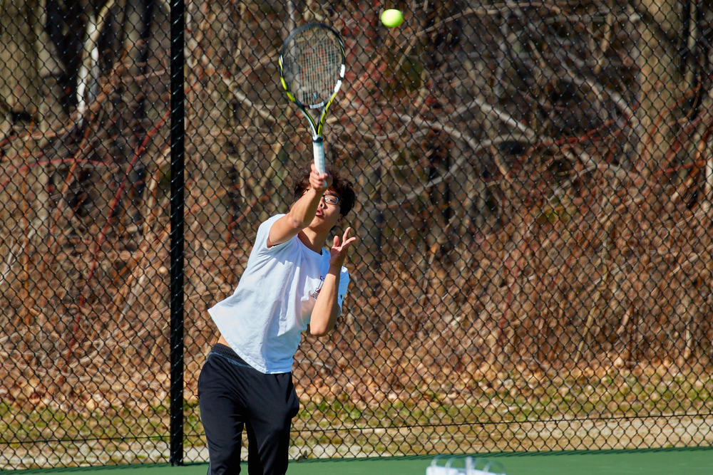 Boys Tennis vs. Holderness School -  April 16, 2016   17247.jpg