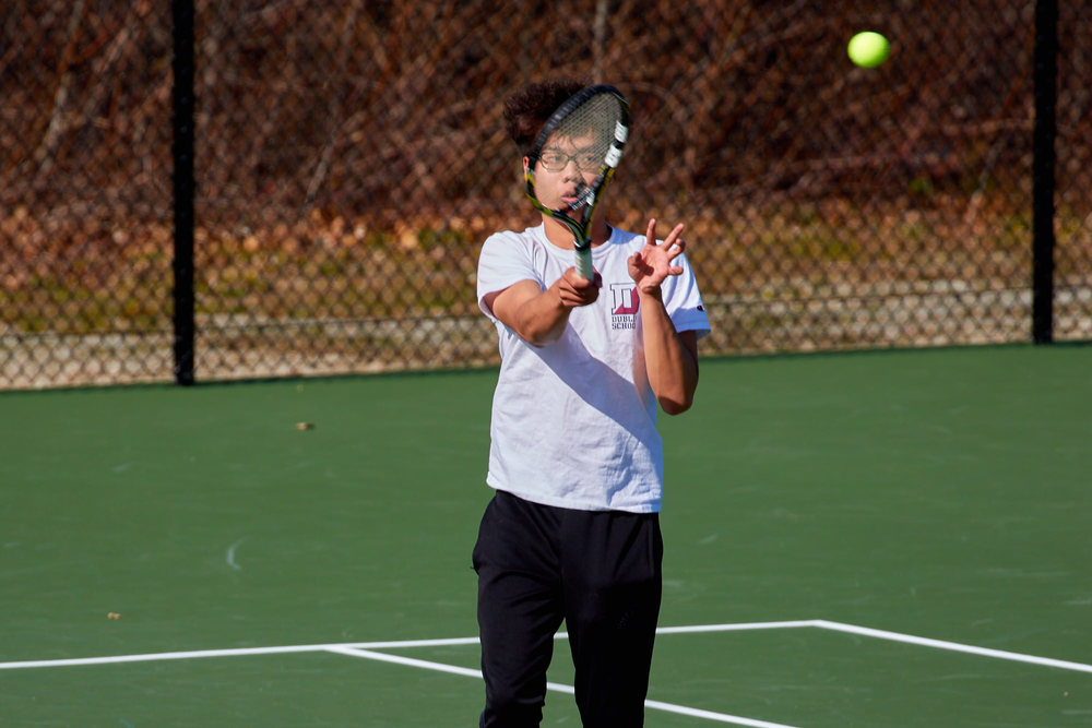 Boys Tennis vs. Holderness School -  April 16, 2016   17251.jpg
