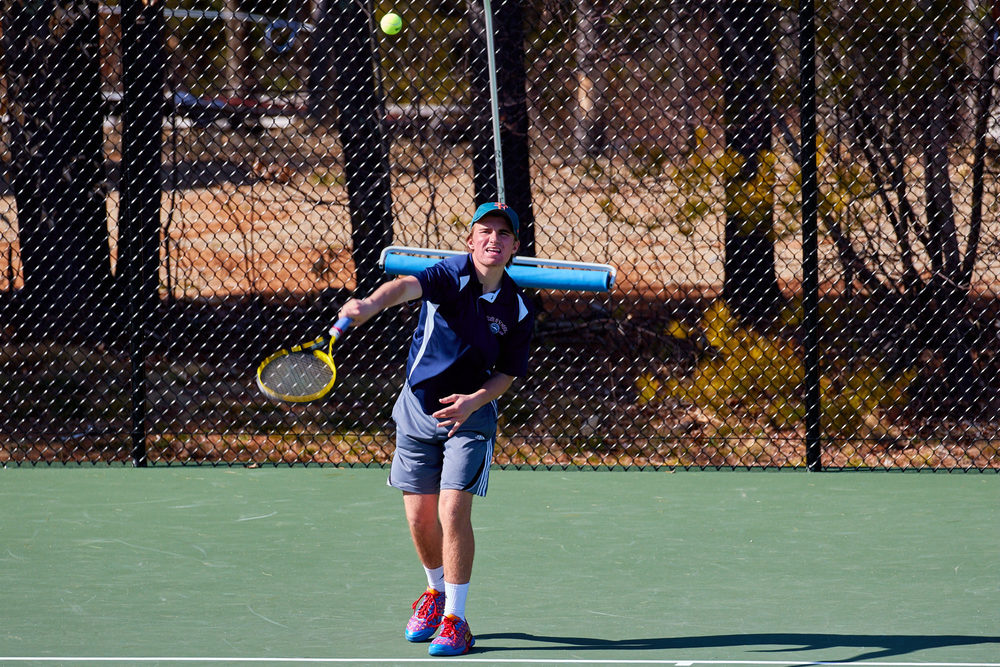 Boys Tennis vs. Holderness School -  April 16, 2016   17258.jpg