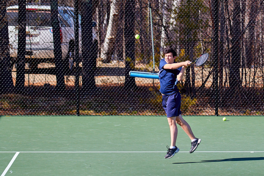 Boys Tennis vs. Holderness School -  April 16, 2016   17270.jpg