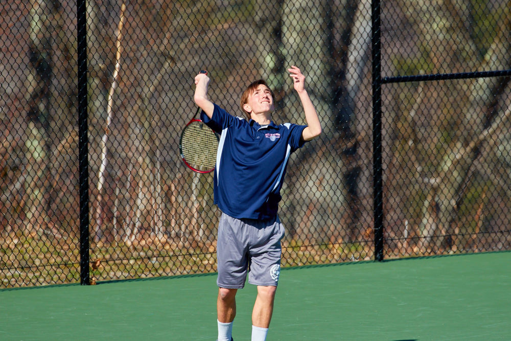 Boys Tennis vs. Holderness School -  April 16, 2016   17284.jpg
