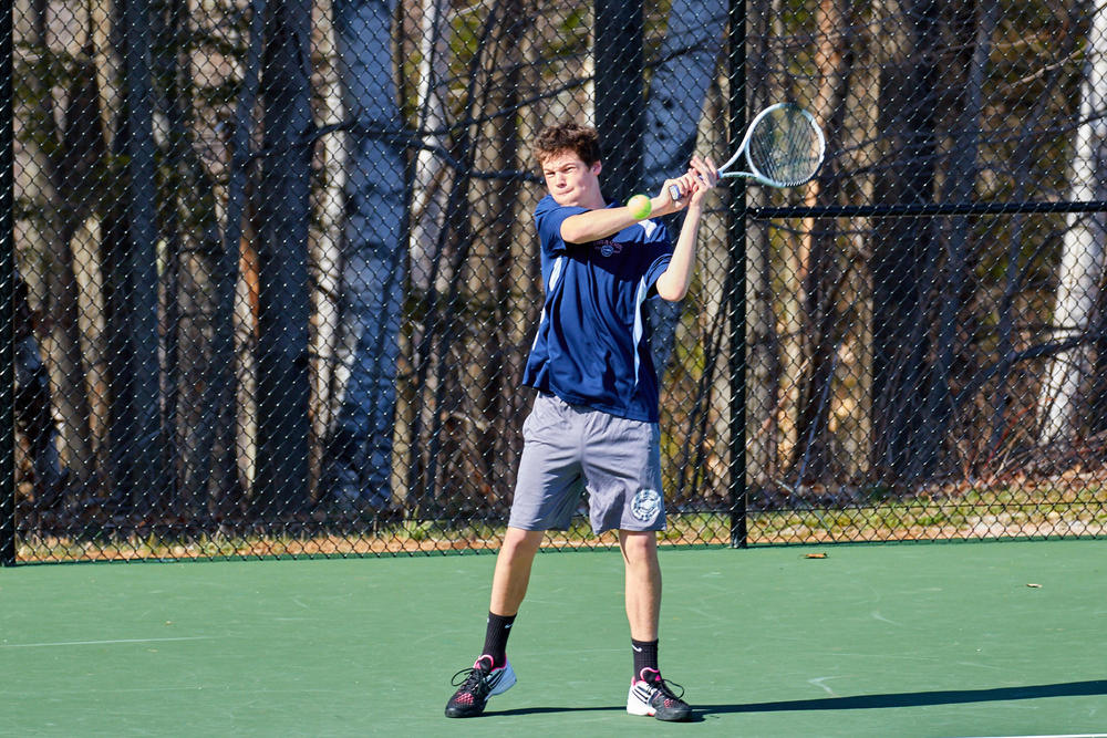 Boys Tennis vs. Holderness School -  April 16, 2016   17283.jpg