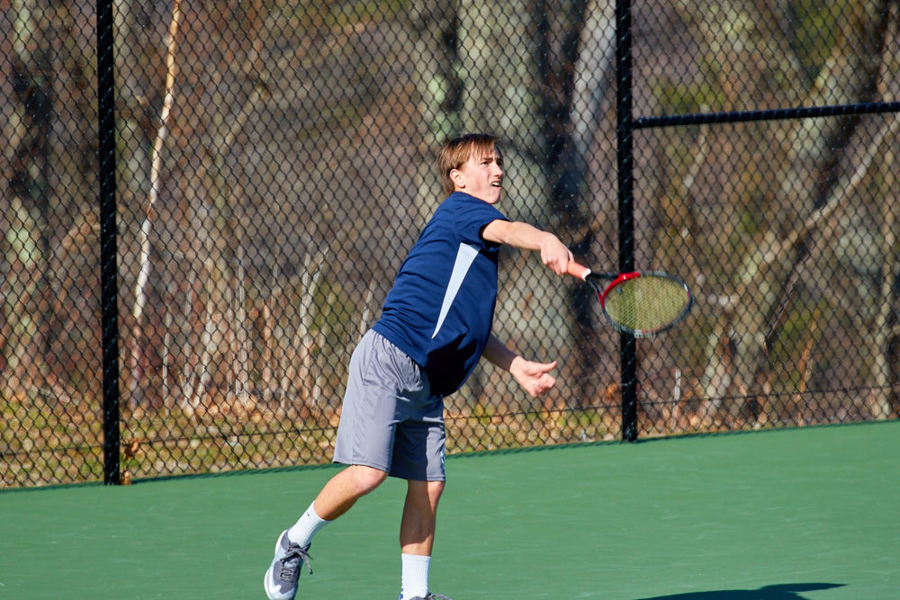 Boys Tennis vs. Holderness School -  April 16, 2016   17287.jpg