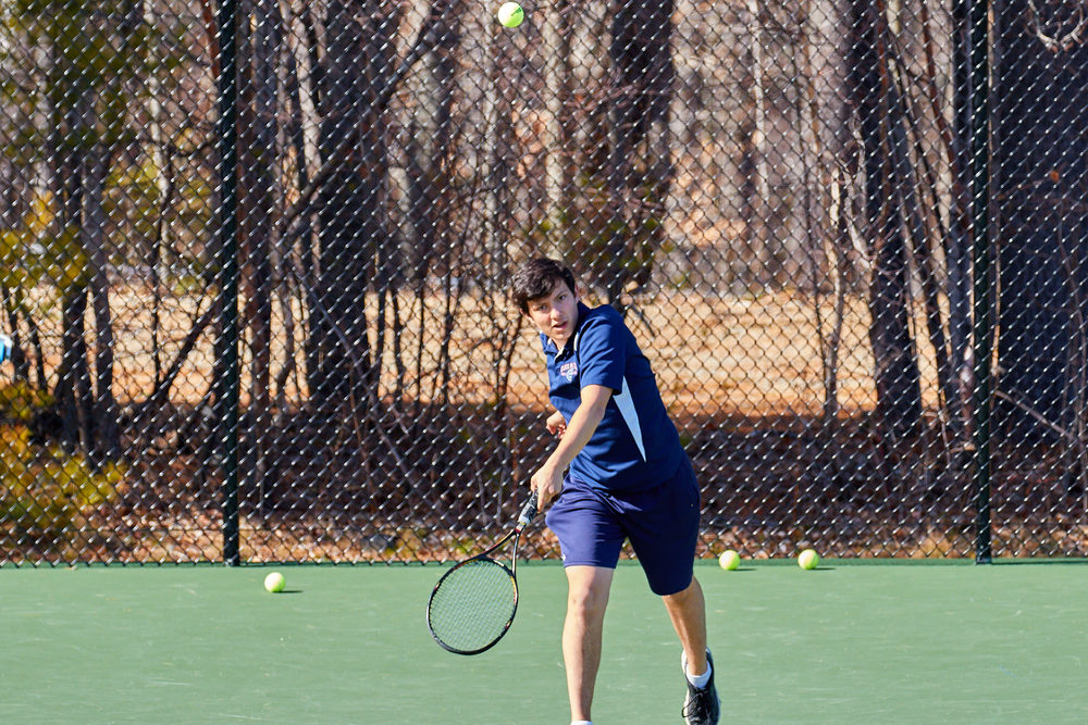 Boys Tennis vs. Holderness School -  April 16, 2016   17289.jpg