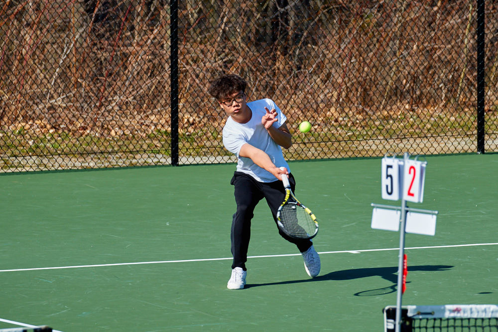 Boys Tennis vs. Holderness School -  April 16, 2016   17308.jpg