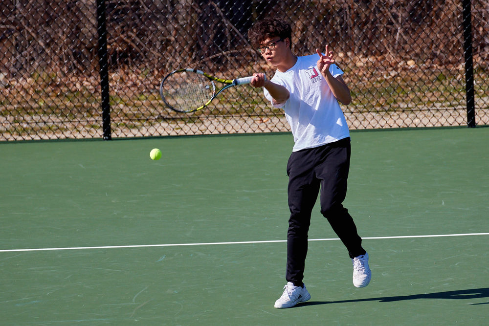 Boys Tennis vs. Holderness School -  April 16, 2016   17320.jpg