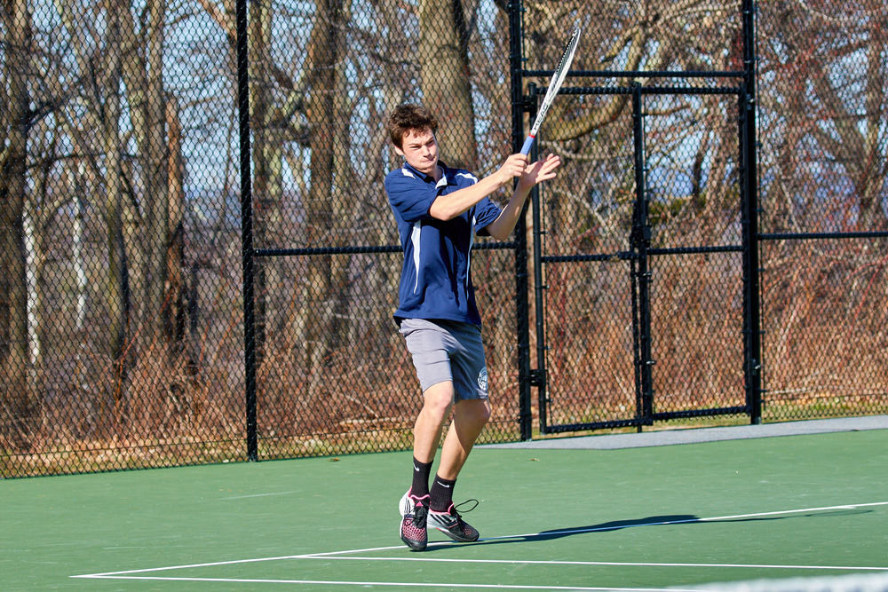 Boys Tennis vs. Holderness School -  April 16, 2016   17366.jpg