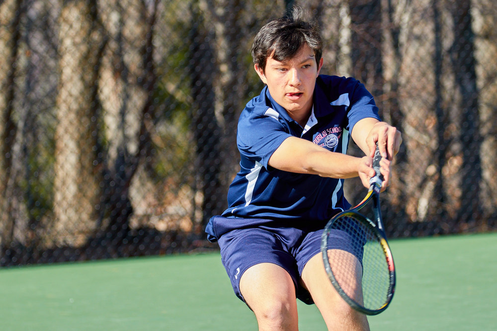 Boys Tennis vs. Holderness School -  April 16, 2016   17372.jpg