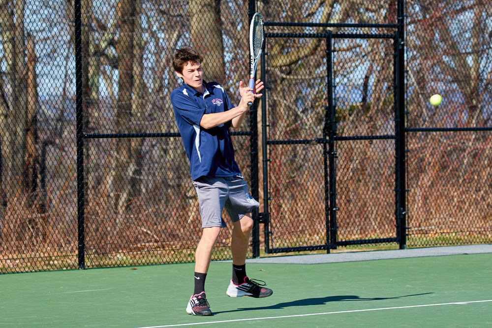 Boys Tennis vs. Holderness School -  April 16, 2016   17380.jpg