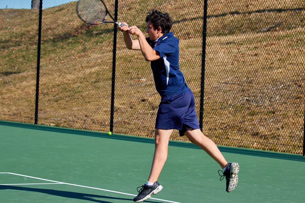 Boys Tennis vs. Holderness School -  April 16, 2016   17400.jpg