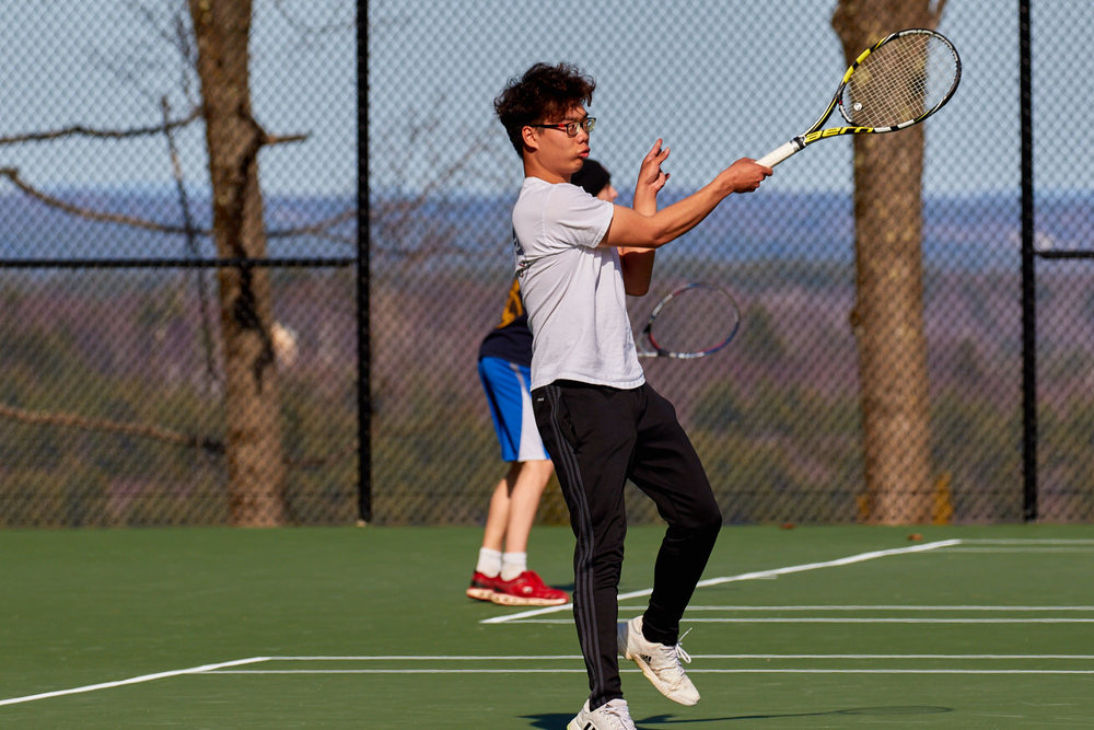 Boys Tennis vs. Holderness School -  April 16, 2016   17401.jpg