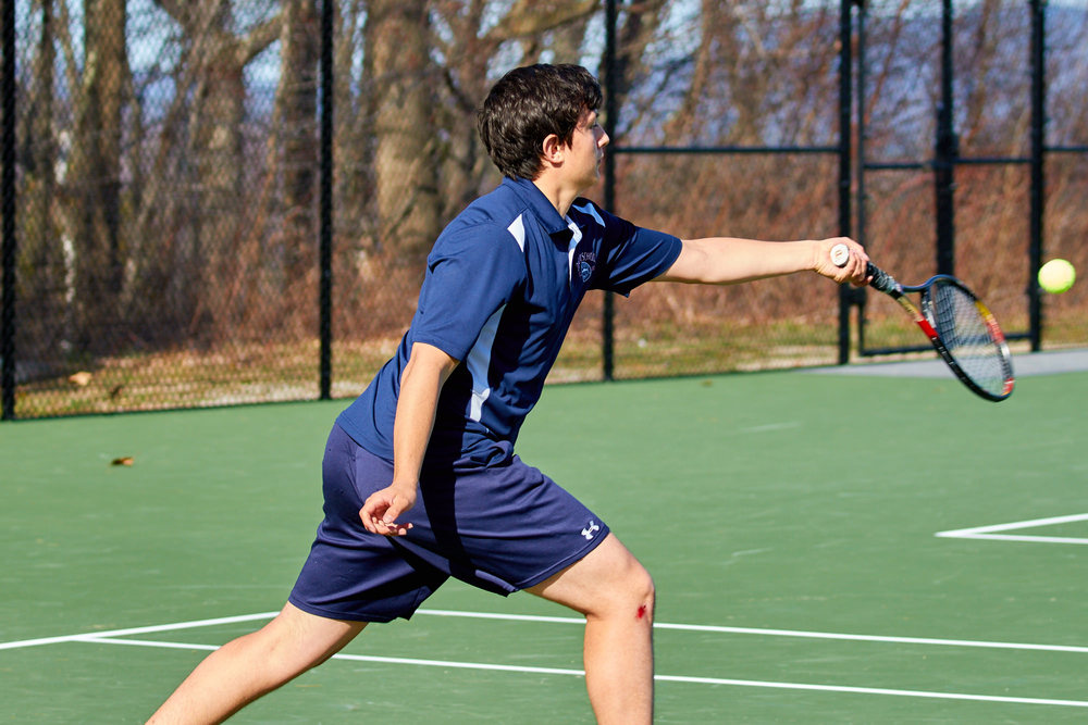 Boys Tennis vs. Holderness School -  April 16, 2016   17407.jpg