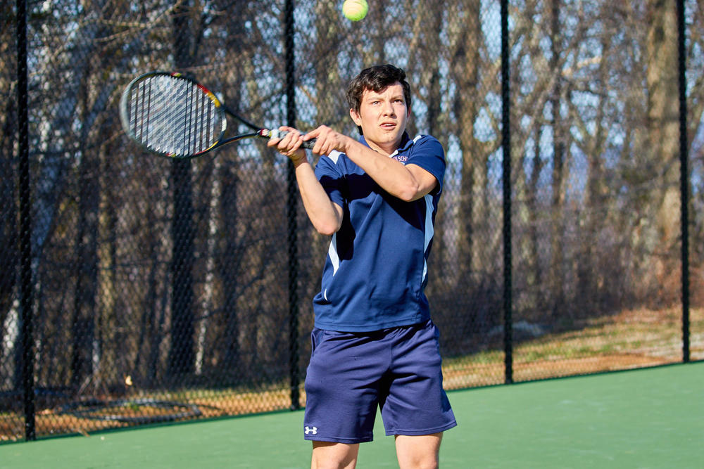 Boys Tennis vs. Holderness School -  April 16, 2016   17414.jpg