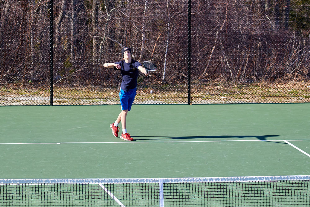 Boys Tennis vs. Holderness School -  April 16, 2016   17429.jpg