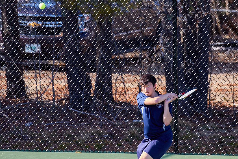 Boys Tennis vs. Holderness School -  April 16, 2016   17464.jpg